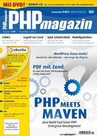 PHP Magazin 1.2009